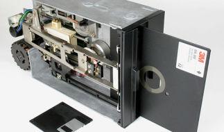 В компьютере нет встроенного флоппи-дисковода? Купите внешний!