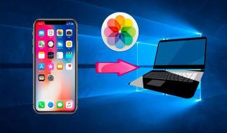 Как скопировать фотографии и видео с Айфона на компьютер?