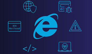 """Ошибка в браузере IE: """"Обнаружена критическая неполадка, система будет автоматически перезагружена через одну минуту"""""""