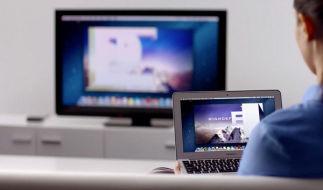 """""""Microsoft видео или ТВ подключение"""" в сетевых подключениях"""