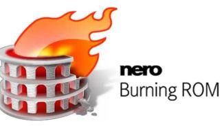 Как записать образ диска с помощью Nero