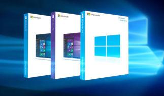 Системные требования для установки различных версий Windows