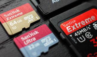SD карты памяти: виды, поколения, классы