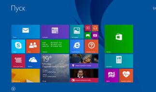 Как изменить программы, используемые в Windows 8.1 по умолчанию