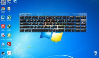 На экране постоянно появляется виртуальная клавиатура. Как ее отключить?