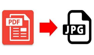 Как конвертировать PDF в JPG, а JPG – в PDF
