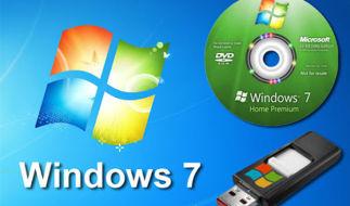 Установка Windows 7 второй системой после Windows XP