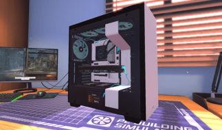 Симулятор сборки компьютера