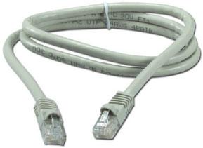 обжатый кабель витая пара