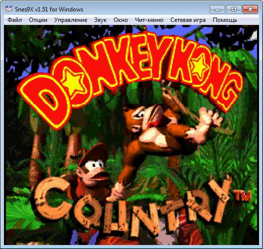 обезьянки на super nintendo