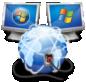 сеть между windows 7 и xp