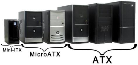 форм-фактор корпуса системного блока