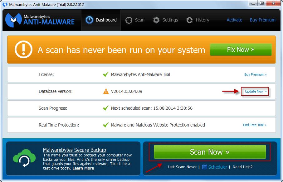malwarebytes скачать