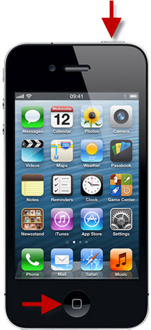 как сделать скриншот экрана в айфоне