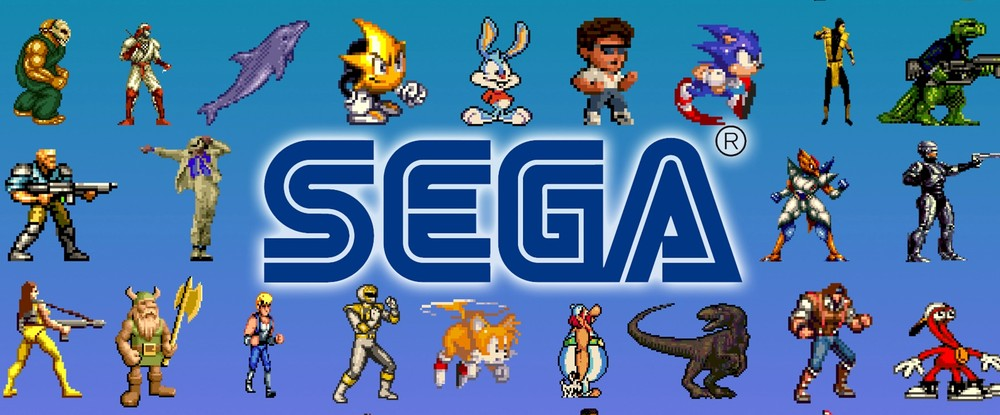 Образ данных Sega Genesis
